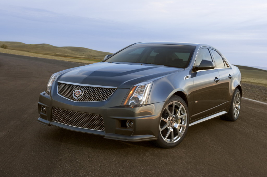 CTS-V is the high-performance extension of Cadillac's critically-acclaimed CTS sports sedan.